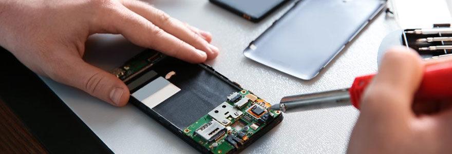 Réparations de smartphones et tablettes Sony